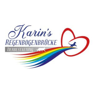 Karins Regenbogenbrücke Logo