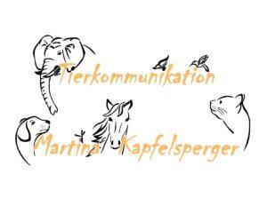 Tierkommunikation Kapfelsperger Martina Logo